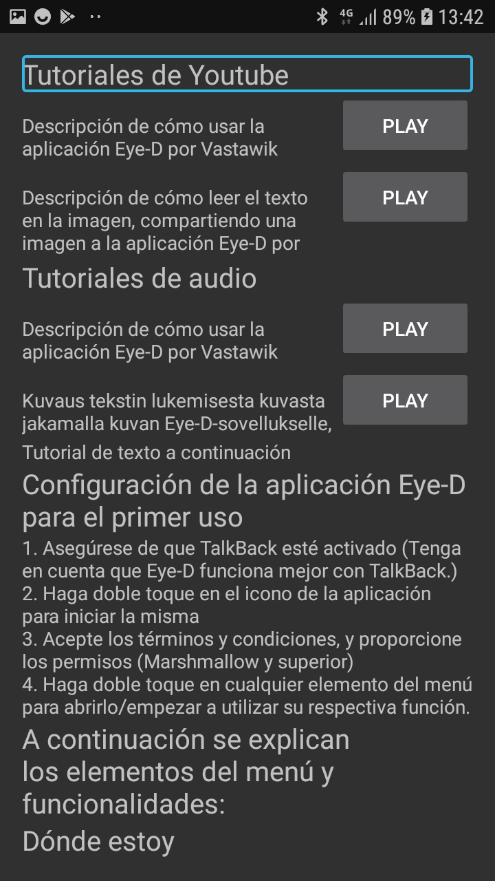 Manual en Android